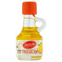 Delecta Pomaranczowy Aromat Do Ciast I Kremow Orange Aroma for Cakes and... - $3.99