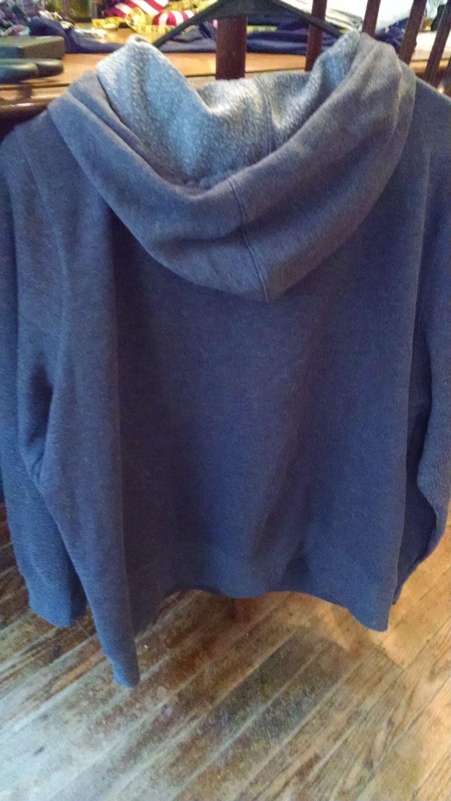 Women's old Navy 2xl gray hoodie