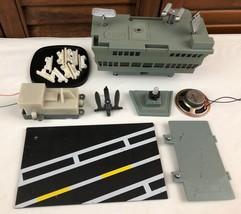 GI Joe USS Saratoga aircraft carrier 2001 Hasbro Replacement Parts Choice - $4.99+