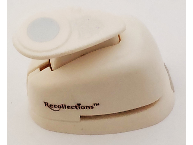 Recollections 3/8 Inch Circle Punch