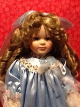 """Kingstate the Dollcrafter, Roberta Remembers By Robin Woods """"Rachel"""" 22""""... - $31.95"""