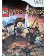The Lord of the Rings- Nintendo Wii Games - $20.00