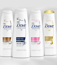 Dove Shampoo 340 ml pack Hair Therapy Nutritive Solution Daily Shine, shampoo FS - $15.34+