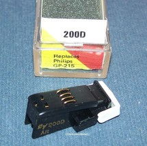 EV 200D TURNTABLE CARTRIDGE NEEDLE for PHILI​PS GP-214 Philips GP-215 EV 200D image 2