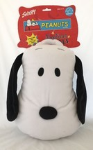Peanuts Snoopy Naptime Pal 3 Piece Set Pillow Carrying Case Blanket NWT ... - $48.37