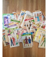 Vintage Sewing Patterns: McCalls, Simplicity, Kwik-Sew, Butterick: 60s a... - $4.00+
