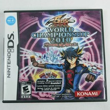 Yu-Gi-Oh 5D's World Championship 2010: Reverse of Arcadia 100% Complete w/ Cards - $32.58