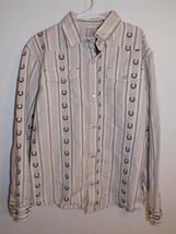 Boys Western pearl snap Shirt Size 10 - $8.00