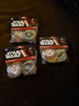 Star Wars Fun Pix Wilton Cupcake Toppers qty 72 NEW in pkg (3 packs of 2... - $9.99