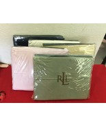 Ralph Lauren Classic Sheet Blush Solid T350 Supima Full Flat May Fit Que... - $25.00
