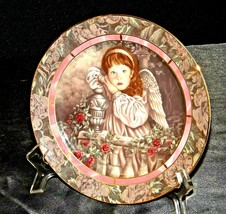 """""""Hope"""" Commemorative Plate by Donna Richardson AA20-CP2312 Vintage Gardens of In image 2"""