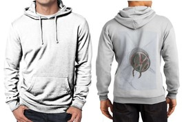 Attitude Dub Limited Classic Hoodie Men White - $39.99