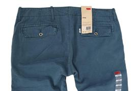 NEW NWT LEVI'S STRAUSS MEN'S ORIGINAL RELAXED FIT CHINO PANTS BLUE 556880019 image 5