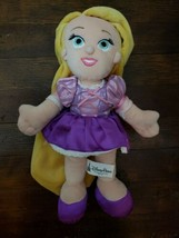 "Disney Parks 12"" Rapunzel Toddler Plush Doll - $9.74"