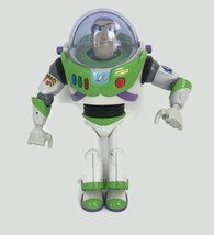 Disney Pixar Toy Story Buzz Lightyear Talking Action Figure Lights 11-12... - $20.26