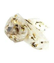 Modadorn Spring & Summer I Love Jesus Dove Religious Mini Ivory Scarf an... - $4.94