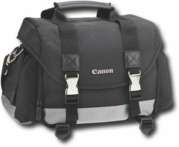 CANON GADGET Black Camera BAG 200DG  - $41.58
