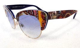 DOLCE & GABBANA Women's Sunglasses DG4277 52-17-140 MADE IN ITALY - New! - $235.00