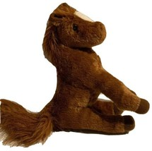 "Breyer Animal Creations Brown Horse Plush 2012  Rare HTF 9"" Stuffed Animal - $15.99"