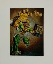 Spider-man Fleer Ultra 1995 46 Sandman Trading Card - $1.97