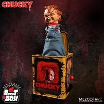 """Mezco Jouets Rafale une Boite Marqué Mariée de Chucky 14 """" Figurine Arti... - $62.21"""