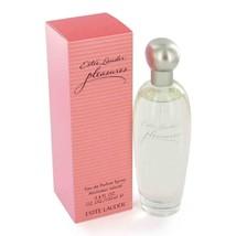 Pleasures por Estee Lauder 101ml Edp Perfume para Mujer Nuevo en Caja - $57.18