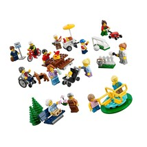LEGO City Town Fun in the Park - City People Pack 60134 Building Toy One... - $65.23