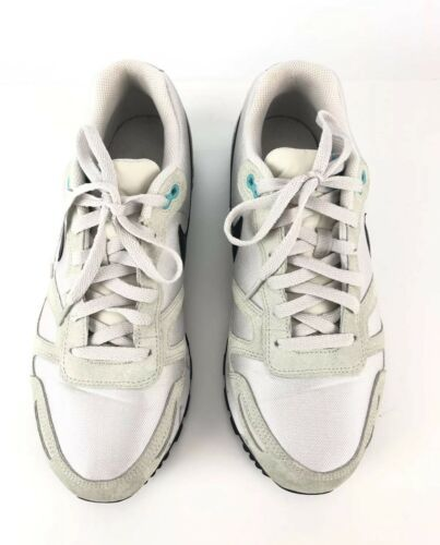 Nike Air Waffle Trainer Running Shoes 429628-032 Beige/Turquoise Men's Size 11 image 3
