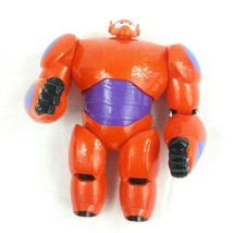 "Disney Big Hero 6 Armored Hero Baymax Action Figure Bandai 2014 6"" Punch... - $6.85"