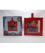 Marvel Ultimate Spiderman Betta Tank Fish Aquarium 1/2 gallon FFP6370 Op... - $9.89