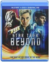 Star Trek Beyond (Blu-ray/DVD, 2016)
