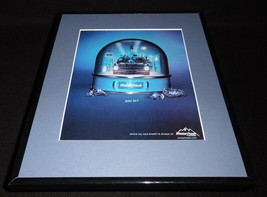 2004 Winterfresh Gum Framed 11x14 Vintage Advertisement - $32.36