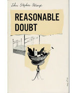 VINTAGE MYSTERY: Reasonable Doubt By John Stephen Strange ~ HC/DJ ~ 1951 - $5.99