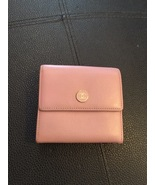 CHANEL Pink COCO Button Short Wallet - $275.00