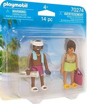 Playmobil Duo Pack #70274 Vacation Couple- New Factory Sealed! - $9.99