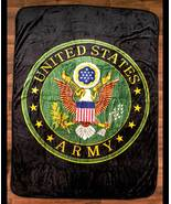 "The Lakeside Collection 60x80"" Plush Military Throws-Army - $34.77"