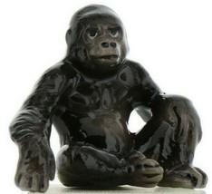 Hagen Renaker Miniature Gorilla Ceramic Figurine