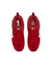 Nike Force Trout 7 Pro MCS Big Kids University Gym Red White Baseball Cleat 1Y image 5