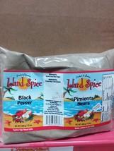 island spice jamaican black pepper powder no msg 12 oz - $16.00