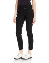 NWT Ladies EP PRO NAVY BLUE Pull on Stretch Golf Ankle Pants sizes 6, 8 ... - $65.99