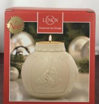"Lenox Ornamental Glow Nativity Votive ~ Christmas 4 "" - $11.30"