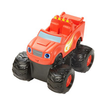 Fisher-Price Nickelodeon Blaze and the Monster Machines Bath Toy - Blaze - $5.00