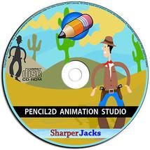 Nuovo & Nave Veloce! Pencil2D 2D Modelling & Animazione Studio Software ... - $11.71
