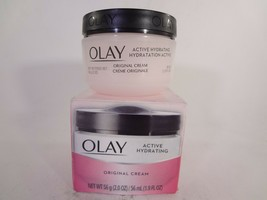 Olay Active Hydrating Original Cream 56 g (2.0 oz) 56 mL 12-O - $12.87