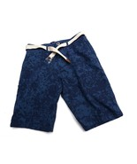 AMERICAN EAGLE Shorts Mens Size 26 Blue with Belt New - $36.03