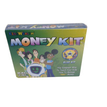 KidsWealth Money Kit - Blue Kit Brand New! - $13.85