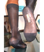 Black Missed Match Research & Dev. Socks Both TNT OTC Cap Toe SMPS-0106 ... - $10.00