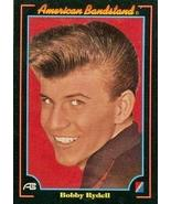 Bobby Rydell trading Card (American Bandstand) 1993 Collect-A-Card #49 - $4.00