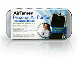 AIRTAMER A310 RECHARGEABLE TRAVEL AIR PURIFIER Air Clean image 1