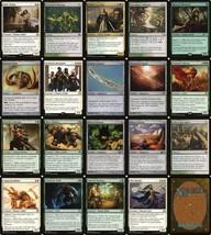 World Renown   MTG Magic The Gathering Green White 60 Card Modern Deck Lot - $16.99
